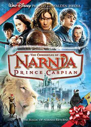 CHRONICLES OF NARNIA:PRINCE CASPIAN BY BARNES,BEN (DVD)