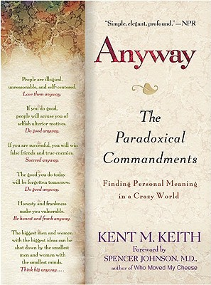 Anyway By Keith, Kent M.
